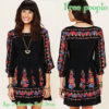 Age of Aquarius Print Dress by Free People