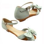 New Ribbon sandals