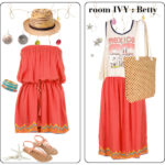 """room IVY""Bettyの2Wayコーディネート"