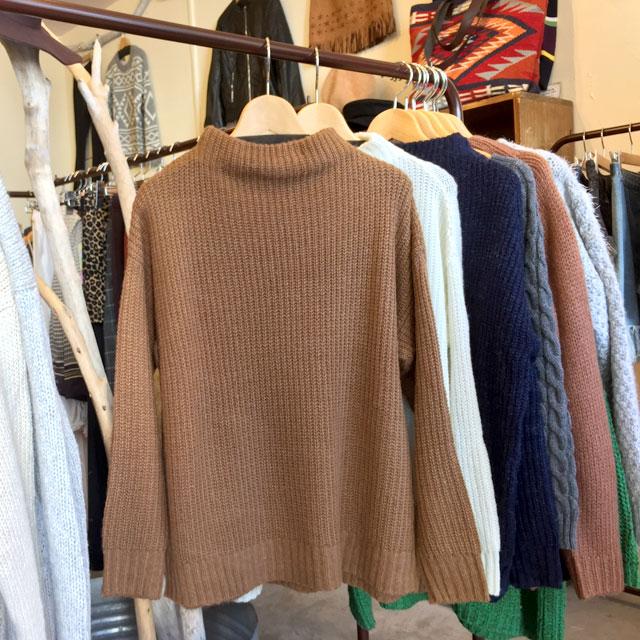 お買い得ニットセーター