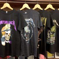 今年も人気のバンドTシャツ&久々入荷のLOVESTITCH(ラブステッチ)