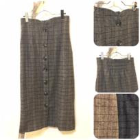 あったか🐑セーター&スカート