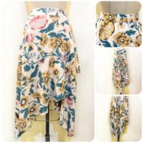 スカート2型とワイドパンツ