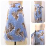 リーフラップスカート&タックミニスカート