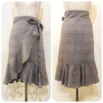 フリルデザインスカート2型