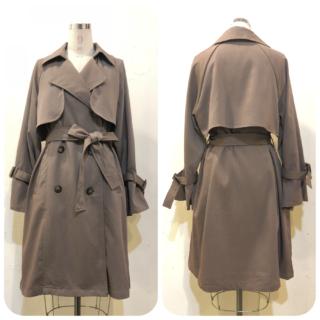 トレンチコート&MA-1ジャケット