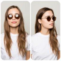 WONDERLANDのサングラス INDIO&BLYTH
