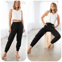 """<span class=""""title"""">Charlie Jogger Pant by LOVESTITCH</span>"""
